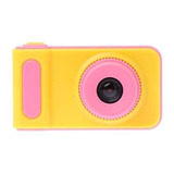 Mini Cámara Fotográfica Kids Niños + Memoria 16gb Sandisk