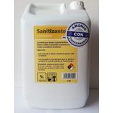 Limpiador Desinfectante Industrial Amonio Cuaternario 5 Lts