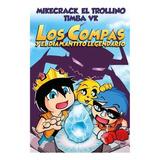 Libro El Compas Y El Diamantito Legendario Oficial / Diverti