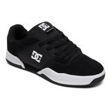 Zapatilla Hombre Dc Central M Shoe Bkw Negro