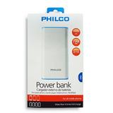 Batería Externa Power Bank 14000 Mah 2 Puertos Usb