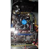 Pc Slim I5 4ta Generacion 3.1ghz 8gb Ddr3 Hd 500gb 2 Usb 3.0