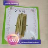 Palitos De Hinojo Para Conejos Hamsteres Chinchillas Etc.