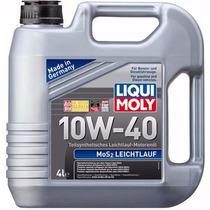 Aceite Liqui Moly 10w40 Mos2 4lts + Filtro De Aceite