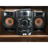 Sony Minicomponente Equipo De Musica Hi Fi 3 Cds