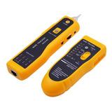 Generador Tonos Tester De Cables Chicharra Red Rj11 Rj45,
