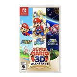 Super Mario 3d All Stars// Fisico Sellado// Mathogames