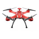 Drone Explorer Rojo Con Cámara Y Wifi