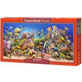 Puzzle Rompecabezas 4000 Piezas Castorland. Variedad Diseños