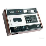 Deck Technics Rs-263us Casette Funcionado Buen Estado 1974