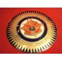 Placa Circulo Suboficiales De Chile. Defensa Nacional