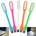 100 X Luz Lampara Led Usb De Silicona Flexible / Promoferta