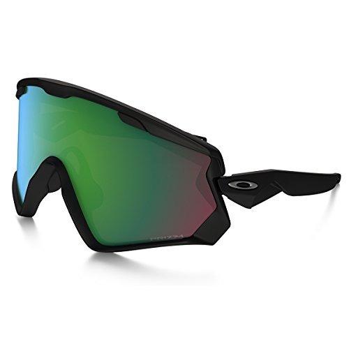 9e82a23d9b Oakley Chaqueta De Viento 2.0 Gafas De Nieve, Mate Negro,.