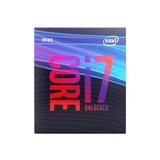 Core I7-9700k Procesador De Escritorio 8 Núcleos De Has...