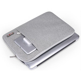 Funda Apple Macbook Pro Air Retina 13 / 13.3 Gris