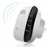 Repetidor Wifi Amplificador Señal 300mbps 2.4g 110/230v Wps