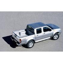 Parachoque Trasero Cromado Nissan Terrano