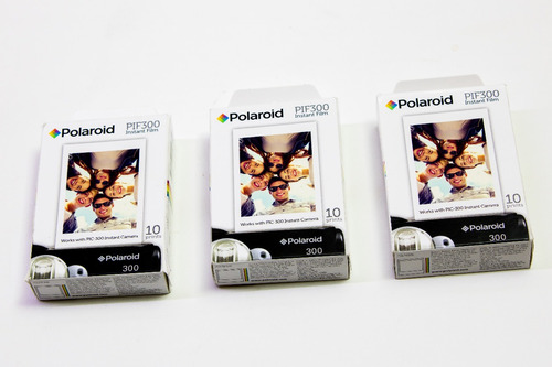 Film Pelicula Instantanea Polaroid 300 Pif-300 Instax Mini