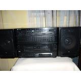 Minicomponente Radio Cassette Marca Irt Para Reparar