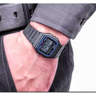 a4f1071d9808 Compra Reloj Casio F-91w Original Retro Alarma Luz .vitrinamaule en ...