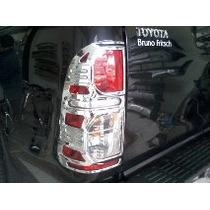 Biscel Cromado Para Foco Toyota Hilux 2012-2014
