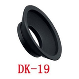 Visor Ocular Para  Nikon  Dk-19 D700 D2x D2hs D2xs D3 D3s D3
