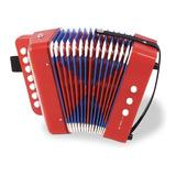 Acordeón Variado Para Niños - Musica - Musical - Instrumento