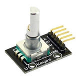 Rotary Encoder Module 360 Degrees Encoding Module Compatible