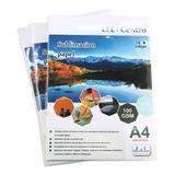 Papel Para Sublimación A4/100hojas Impresión Alta Resolución