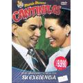 Animeantof: Dvd Cantinflas Su Exelencia- Pedro Armendariz El