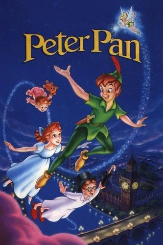 Peter Pan (película Remasterizada Latino Hd) (versión 2020)
