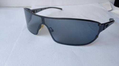 72f37186ff Lentes Sol Diesel Phizoyd Sport Black Grey Italy Originales