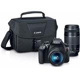 Kit Premium Canon Rebel T6   | Envío Gratis