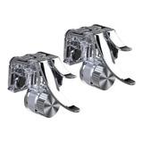 Boton Tipo Gatillo; Teclas L1 Y R1 Para Pubg Mobile
