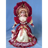 """Jmisa 16 """"porcelana Victoria Doll"""