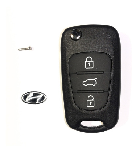 Llave  Hyundai Elantra Veloster