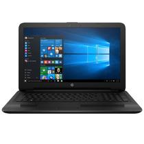 Notebook Hp Amd Quad Core 15,6 4gb 500gb 1 Año Gtia Loi