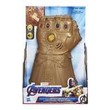 Guante Del Infinito Thanos Infinity War Hasbro Original