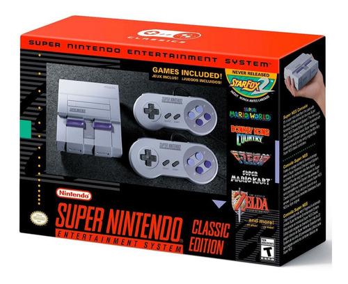 Super  Nintendo Mini Classic Edition//mathogames