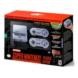 Super  Nintendo Mini Classic Edition//mathogames