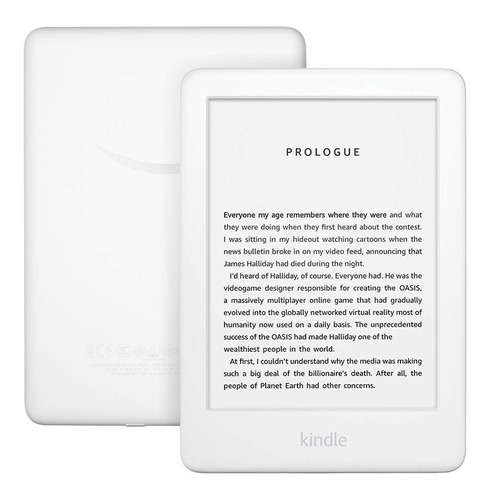 Kindle Touch 2019- 4gb- Blanco