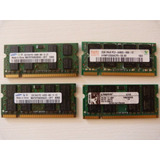 Ram Ddr2 De 2gb Notebook Frecuencias 667 Y 800