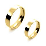 Argollas De Matrimonio De Oro 18 Kilates 5 Gramos