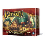 Runebound Atrapados En Una Telaraña Español / Diverti