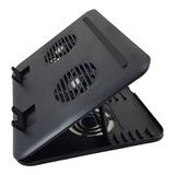Base Enfriadora Fan Cooler Ventilador Notebook Ajustable