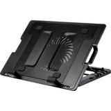 Base Notebook Cooling Pad Ventilador Hasta 17 Pulgadas