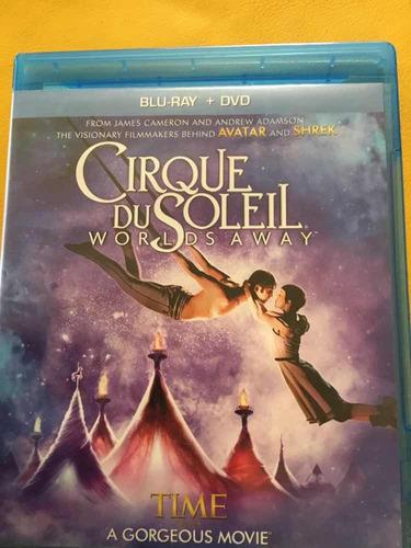 Blu Ray Más Dvd Cirque Du Soleil