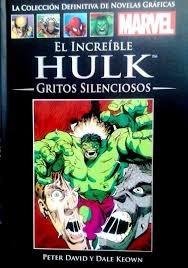 Hulk Gritos Silenciosos Salvat Coleccion Comics El Mercurio