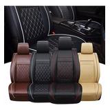 Funda Cubre Asiento Eco-cuero Auto Premium Luxury / 208080