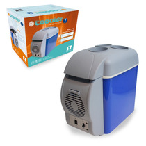 Refrigerador Portátil 7.5lt Auto Camping Nevera 12v / R1108